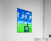 Wireless  Acrylic Print