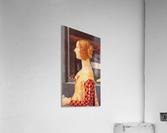 Portrait of Giovana  Acrylic Print