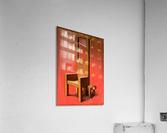Throne  Acrylic Print