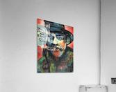 Trust the journey   Acrylic Print