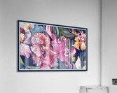 Orchids Blooming   Acrylic Print