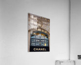 Chanel Paris  Acrylic Print
