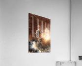 Dark Skies of the Soul  Acrylic Print