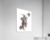 Herero woman 1  Impression acrylique