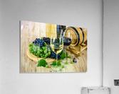 Wine Tasting  Acrylic Print