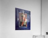 Femme au turban  Acrylic Print