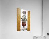 Profiling 3  Impression acrylique