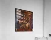 Fantasia 1  Impression acrylique
