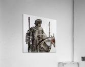 Shadow horserider 5  Acrylic Print