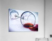 Wine Art 3  Acrylic Print