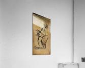 Japanese woman1  Acrylic Print