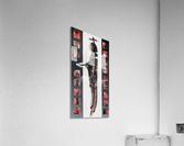 emerveillement4  Acrylic Print