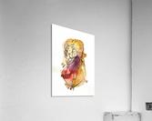 Kreol maghribia_1  Acrylic Print