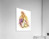 Kreol maghribia_6  Acrylic Print