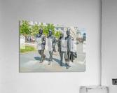 The Beatles Statue  Acrylic Print