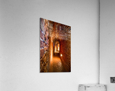 Southsea Castle Tunnels  Acrylic Print