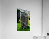 Tombstone  Acrylic Print