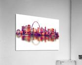 St. Louis Missouri Skyline  Acrylic Print