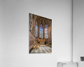 Litchfield Cathedral  Acrylic Print