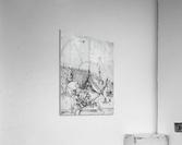 Birth of Mary  Acrylic Print