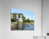 Peaceful Pond  Acrylic Print