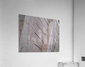 Wooden Beams  Acrylic Print