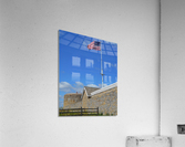 Historic Fort Snelling  Acrylic Print