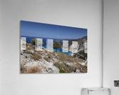 The Greek island of Kefalonia  Acrylic Print