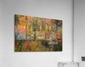autmn daze  Acrylic Print