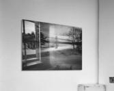 Empty Bench  Acrylic Print