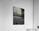 Night Shapes  Acrylic Print
