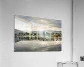 Autumn Lake Reflections  Acrylic Print