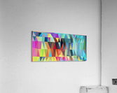 Abstract Composition 643  Acrylic Print