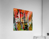Abstract Composition 636  Acrylic Print