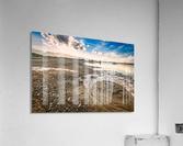 Mono Lake Shoreline  Acrylic Print