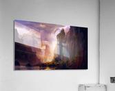 Rock Walls  Acrylic Print