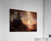 Lonesome Plains  Acrylic Print