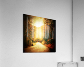 Autumnal Landscape 2  Acrylic Print