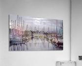 Boat Mess  Acrylic Print