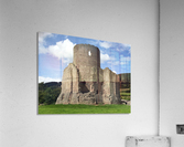 Treetower-Castle-Wales-1  Acrylic Print