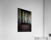 Abandoned Chest  Acrylic Print