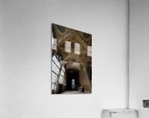 Abandoned Chateau FairyTale  Acrylic Print