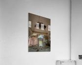 Abandoned Villa Decaying  Acrylic Print