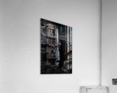 Abandoned Blade Runner Factory  Acrylic Print