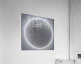 hd sun  Acrylic Print