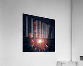 Maker of Time  Acrylic Print
