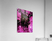 The Power of Colors Series 1  Acrylic Print