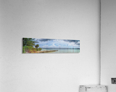 View of Georgetown from Starfish Point in Grand Cayman 2  Acrylic Print