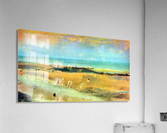 Beach at low tide 1 by Degas  Acrylic Print