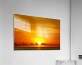 Cayman Sky Art  Acrylic Print